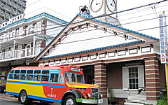 福山自動  車時計博物館