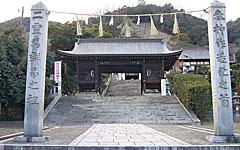 沼名前神社(能舞台 )