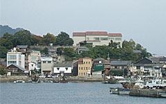 鞆城跡・大可島城跡